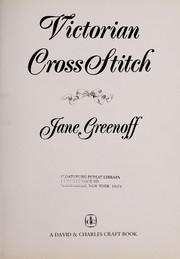 Cover of: Victorian cross stitch | Jane Greenoff