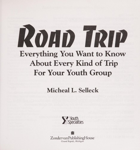 Road trip by Micheal L. Selleck