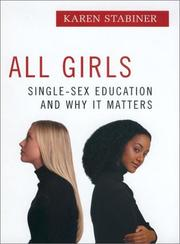 Cover of: All Girls