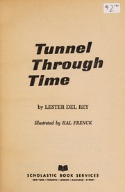 Cover of: Tunnel Through Time
