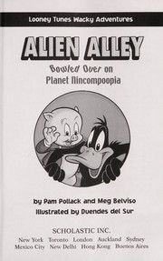 Cover of: Alien Alley | Pam Pollack