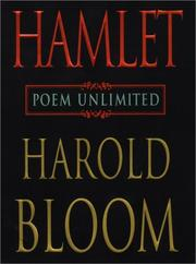 Cover of: Hamlet: Poem Unlimited