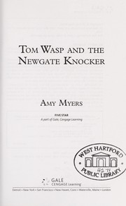 Cover of: Tom Wasp and the Newgate knocker