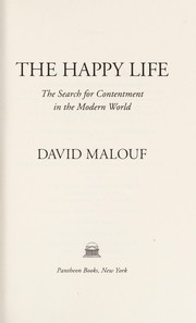 Cover of: The happy life