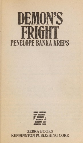 Demon's Fright by P. B. Kreps