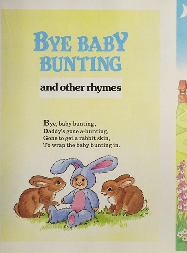 A Treasury of Nursery Rhymes by Barg