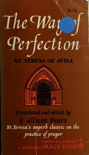 Cover of: Camino de perfección