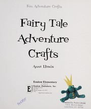 Cover of: Fairy tale adventure crafts | Anna LlimГіs Plomer