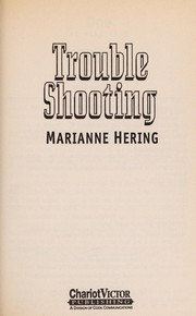 Cover of: Trouble shooting