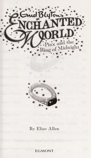 Cover of: Pinx and the ring of midnight | Elise Allen