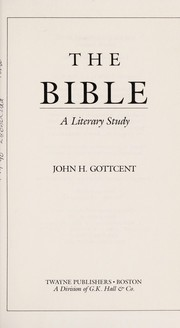 Cover of: The Bible