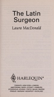Cover of: The Latin Surgeon | Laura MacDonald