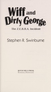 Cover of: Wiff and Dirty George | Stephen R. Swinburne