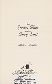 Cover of: The young man in the gray suit