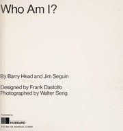 Cover of: Who am I?