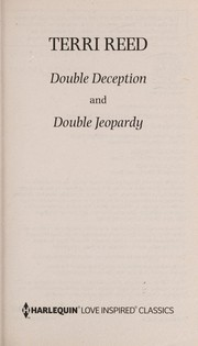 Cover of: Double deception | Terri Reed