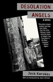 Cover of: Desolation angels