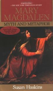 Cover of: Mary Magdalen