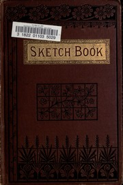 Cover of: The sketch book of Geoffrey Crayon, gent