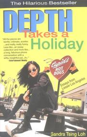 Cover of: Depth Takes a Holiday | Sandra Tsing Loh
