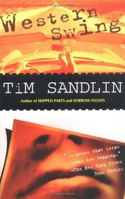 Cover of: Western swing | Tim Sandlin