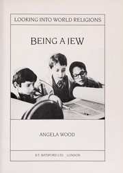 Cover of: Being a Jew
