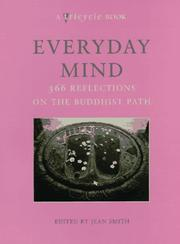 Cover of: Everyday mind |