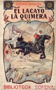 Cover of: El lacayo + La quimera