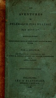 Cover of: Aventures de Télémaque