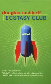 Cover of: Ecstacy Club: A Novel
