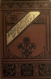 Cover of: A Child's History of England