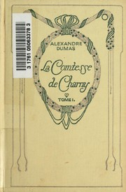 Cover of: The Countess of Charny