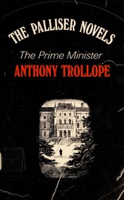 Cover of: Prime Minister | Anthony Trollope