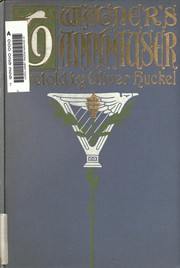 Cover of: Tannhäuser