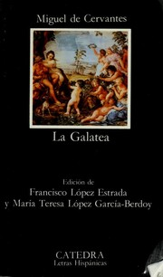 Cover of: La Galatea
