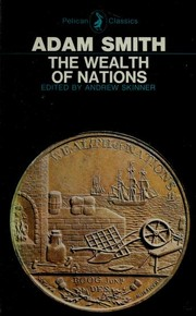 Cover of: The wealth of nations. | Adam Smith