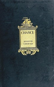 Cover of: Chance: a tale in two parts