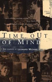 Cover of: Time out of Mind