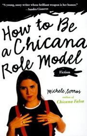 Cover of: How to be a Chicana role model