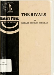Cover of: The rivals