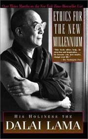 Cover of: Ethics for the new millennium