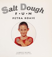 Cover of: Salt Dough Fun (Creative Fun Series)
