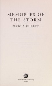 Cover of: Memories of the storm