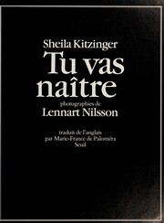 Cover of: Tu vas naître