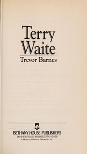 Cover of: Terry Waite (Men of Faith) | Trevor Barnes