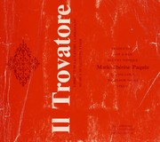Cover of: Trovatore