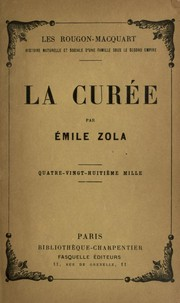 Cover of: La curée