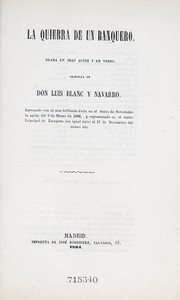 Cover of: La quiebra de un banquero