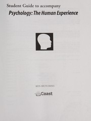 Cover of: Psychology: The Human Experience Telecourse Guide | Don H. Hockenbury