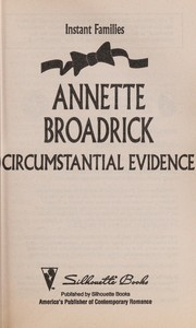 Cover of: Circumstantial Evidence (Here Come the Grooms) |